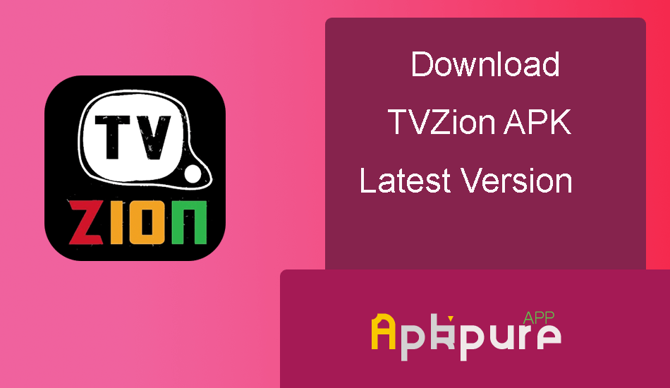 Download TVZion Apk Latest Version