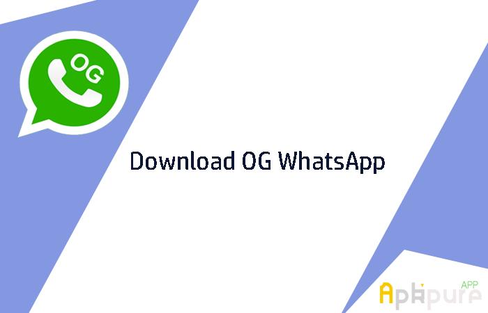 OGWhatsApp APK 8.39