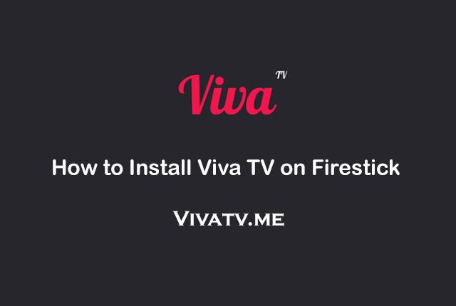 Viva TV Firestick